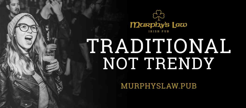 Traditonal not trendy