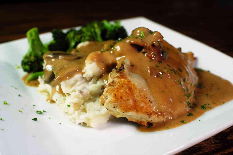 Fontina Chicken