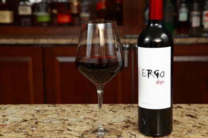 Ergo Rojo Red Blend - Rioja, Spain