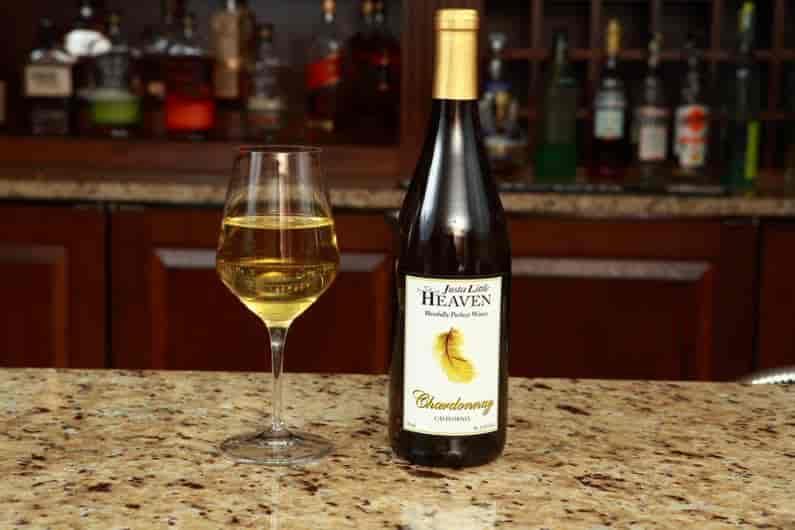 Just A Little Heaven Chardonnay - Buellton, California