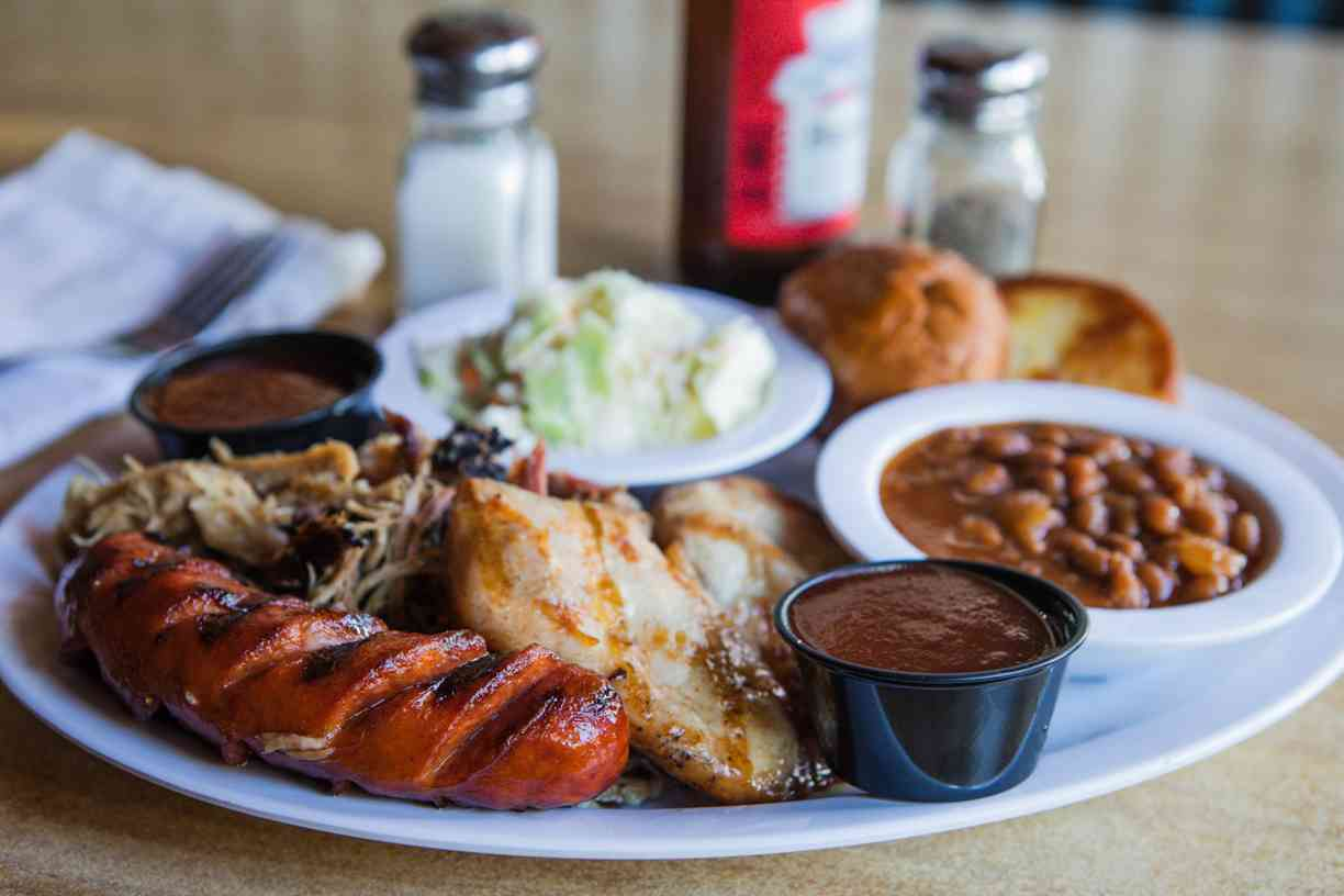 Smokehouse Backyard Combos