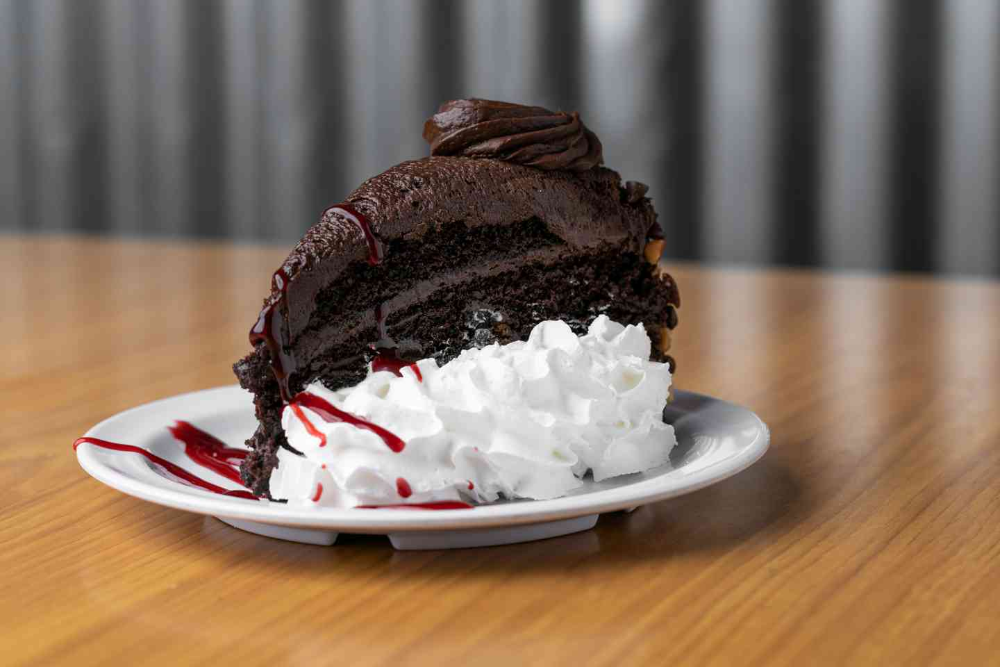 Chocolate Bliss Cake
