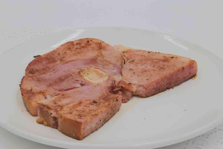 Thick-Cut Ham Steak