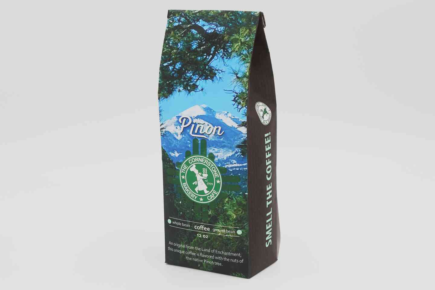 Ground Pinon Coffee