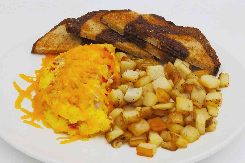 Cloudcroft Omelette