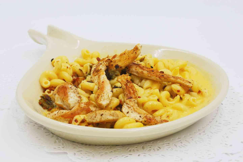 Southwest Macaroni & Cheese