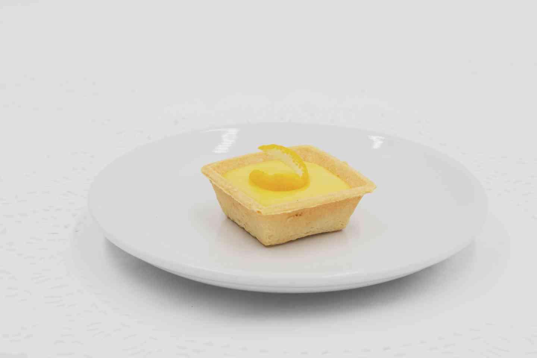Individual Lemon Tarts