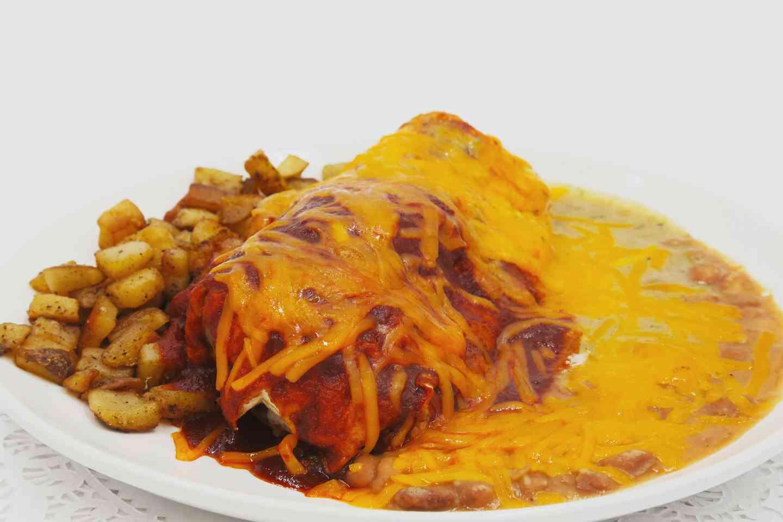 Bernalillo Breakfast Burrito
