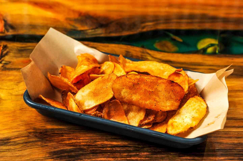 Fresh Fried Chips