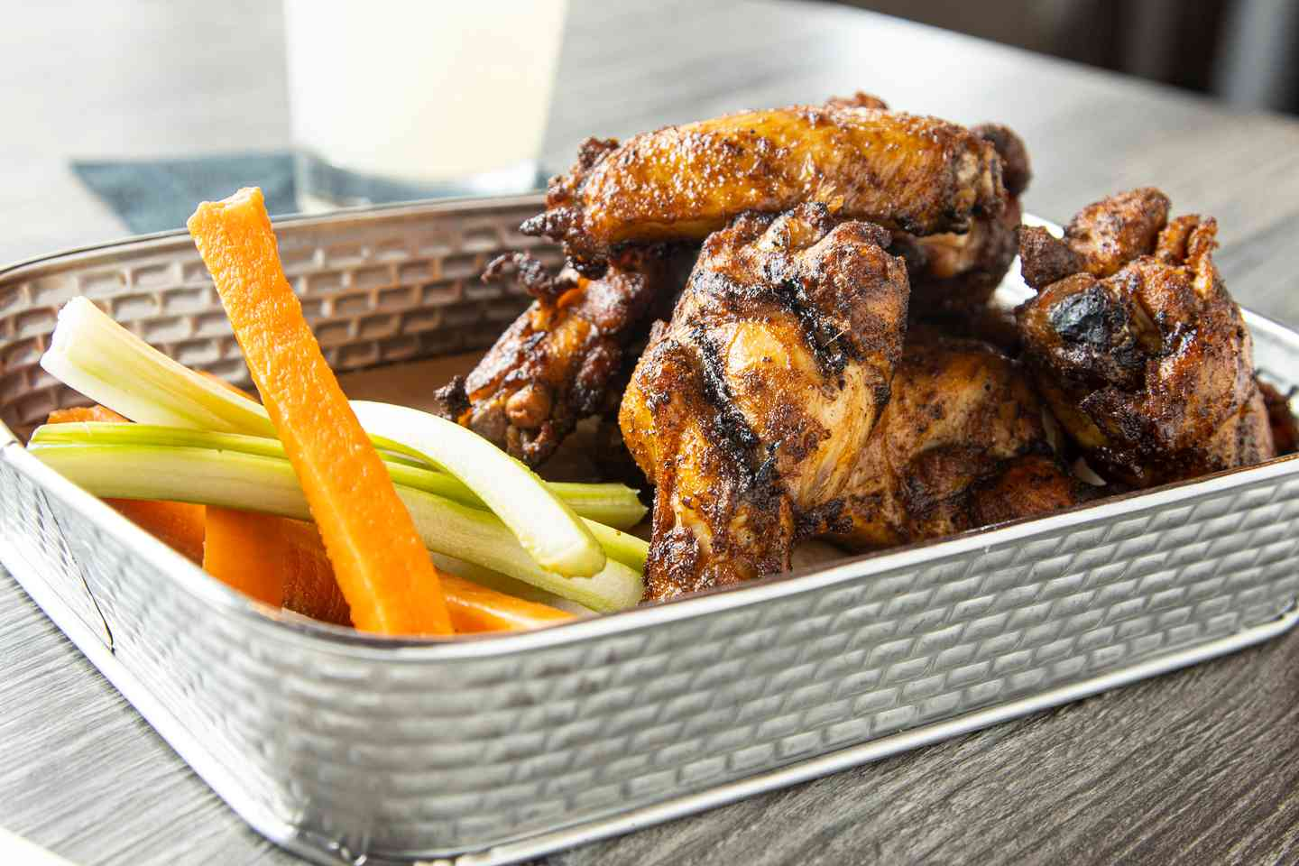 Pica's Smoked Wings