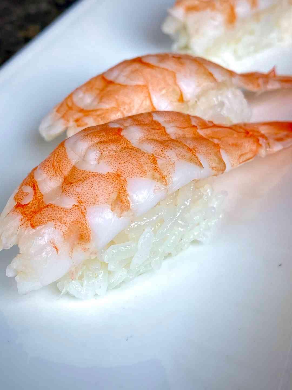 Shrimp – Ebi Nigiri