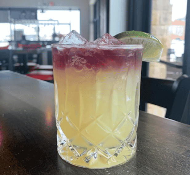 Top Shelf Vineyard Margarita