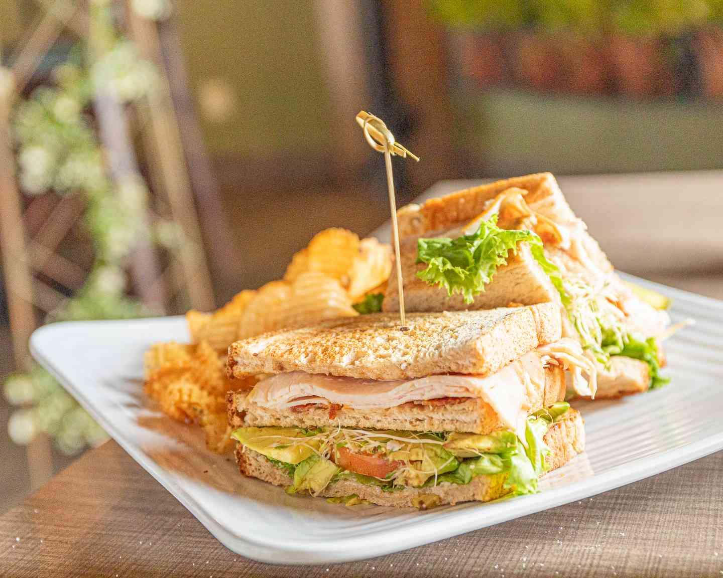 California Turkey Club