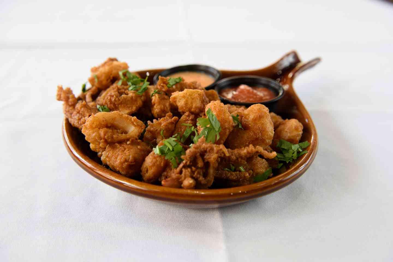 Crispy Calamari & Shrimp