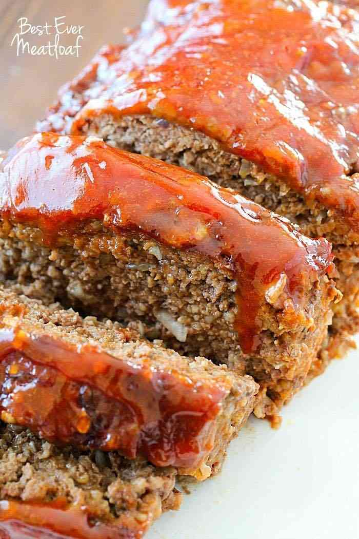 Tuesdays: Homemade Meatloaf