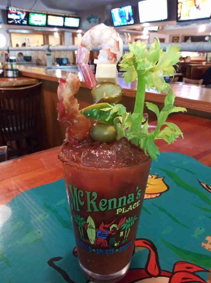 Sundays: Loaded Spicy Bloody Mary