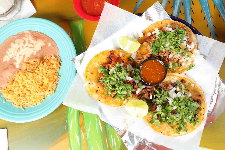 camaron tacos