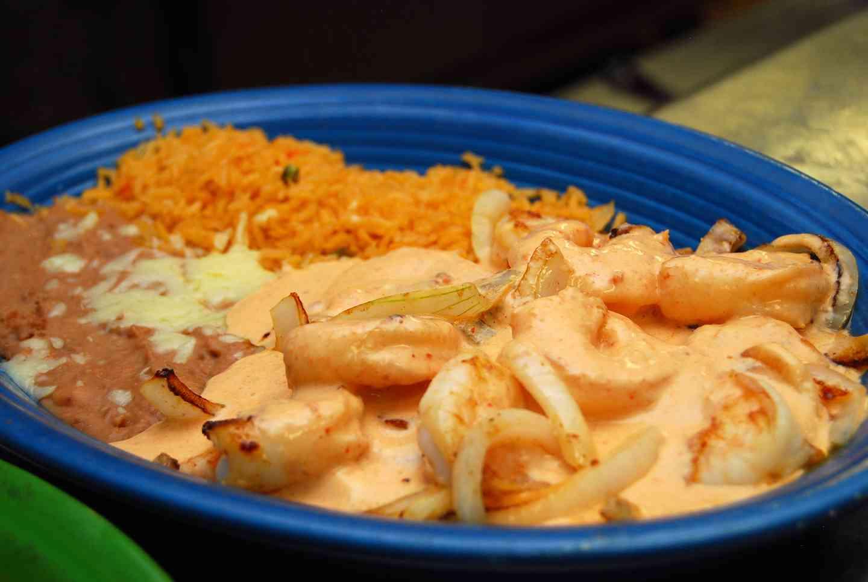 Chipotle Shrimp