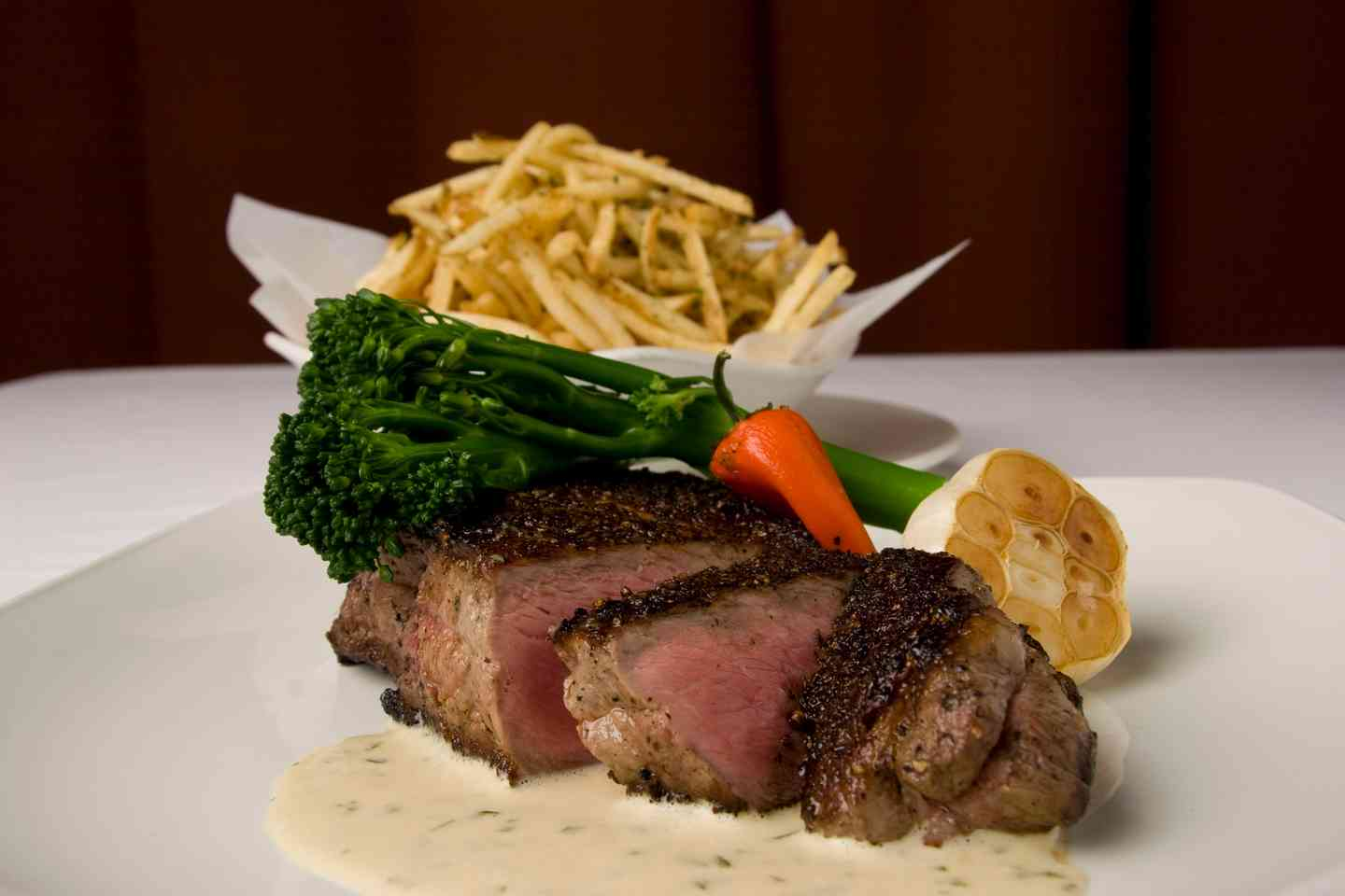"New York ""Steak Frites"""
