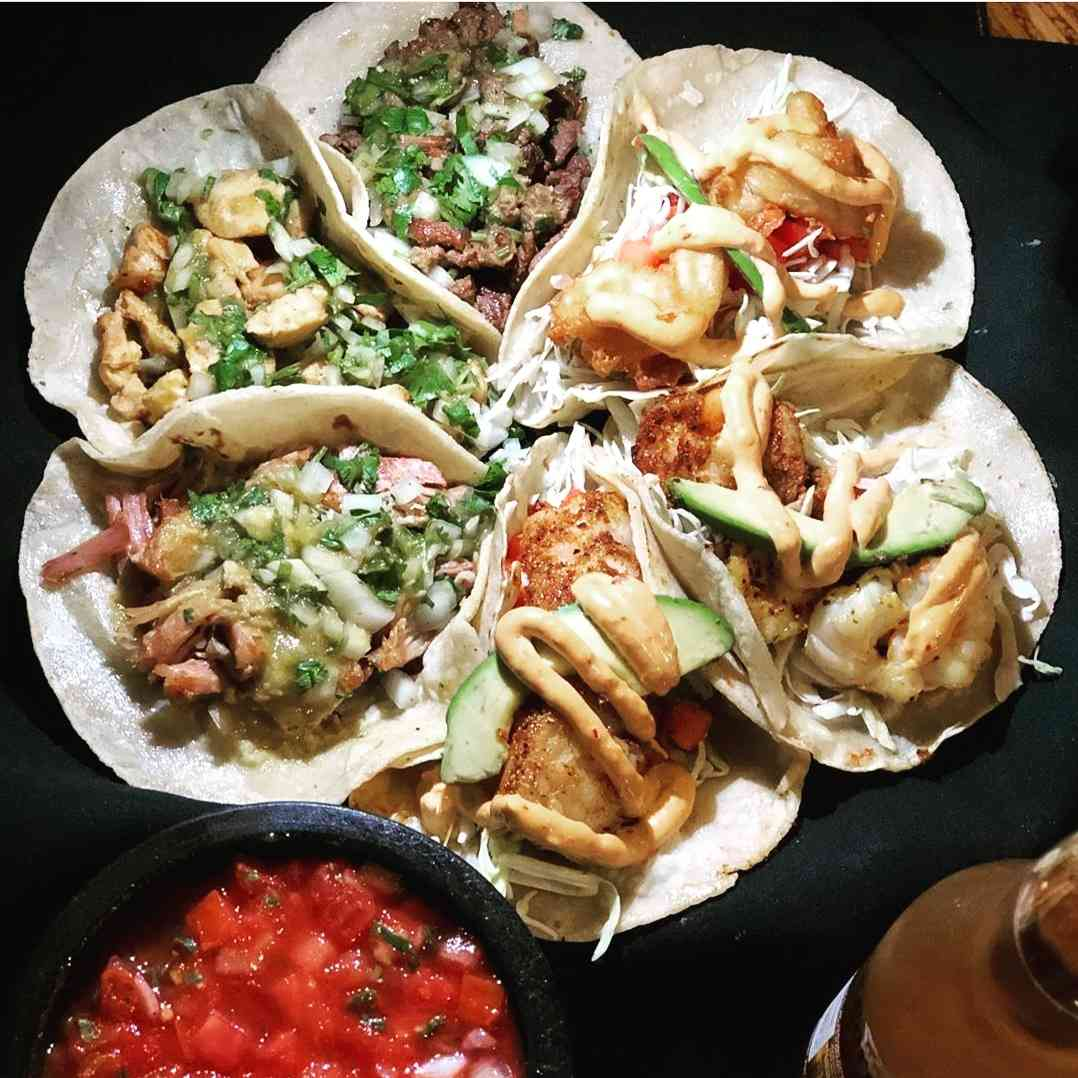 3 LOADED STREET TACOS - CINCO DE MAYO SPECIAL