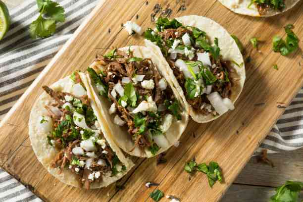 STREET TACOS (OR MAKE IT LOADED!)