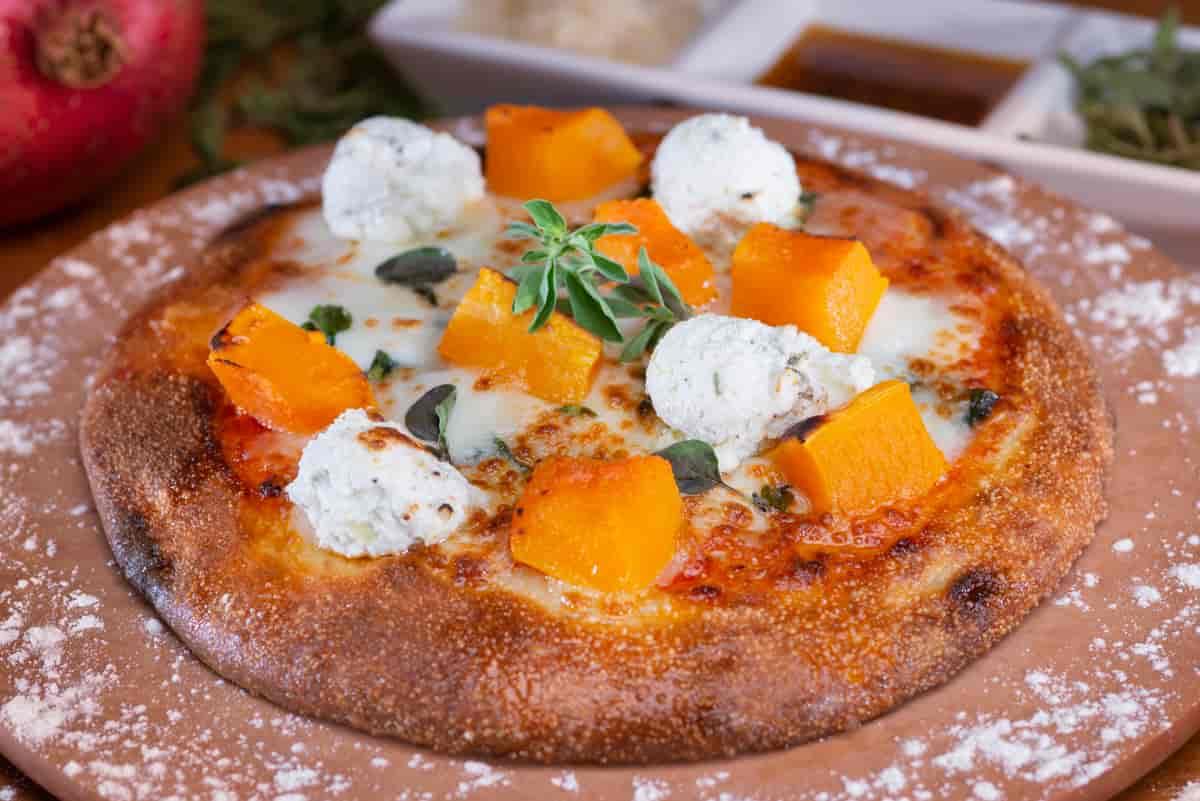 Butternut Squash & Ricotta Pizza