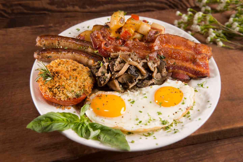 Urth Laguna Breakfast