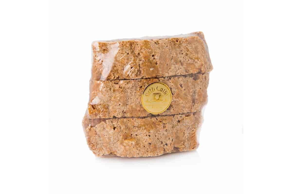 Quadismali Almond Biscotti