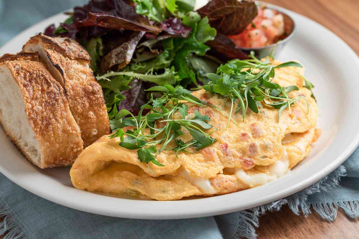 The Mexican Omelet