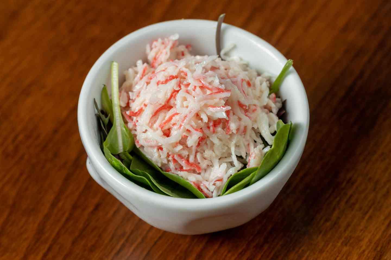 Crab Meat Salad