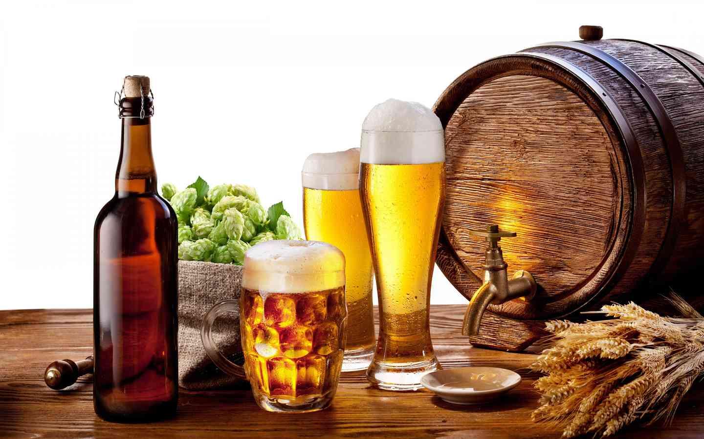 wheat beer stock photos