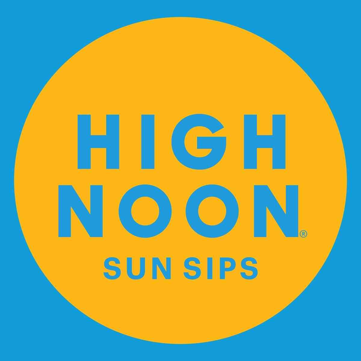 High Noon Sun Sips Peach