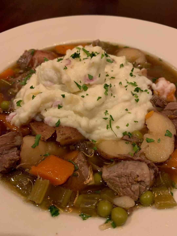 Prime Rib Beef Stew