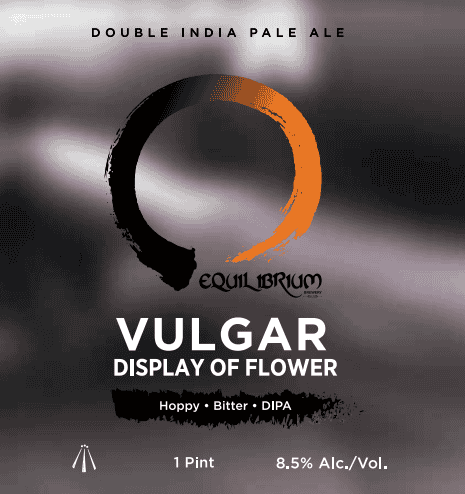 Equilibrium Vulgar Display of Flower
