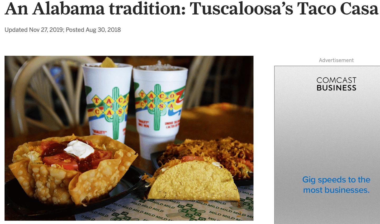 An Alabama tradition (The Birmingham News)(al.com)