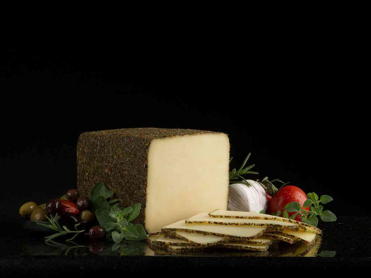 Bold Italian Herb Mozzarella Cheese