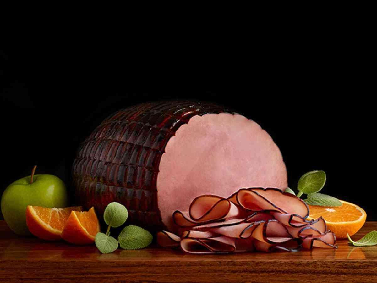 Maple Glazed Honey Coat Ham
