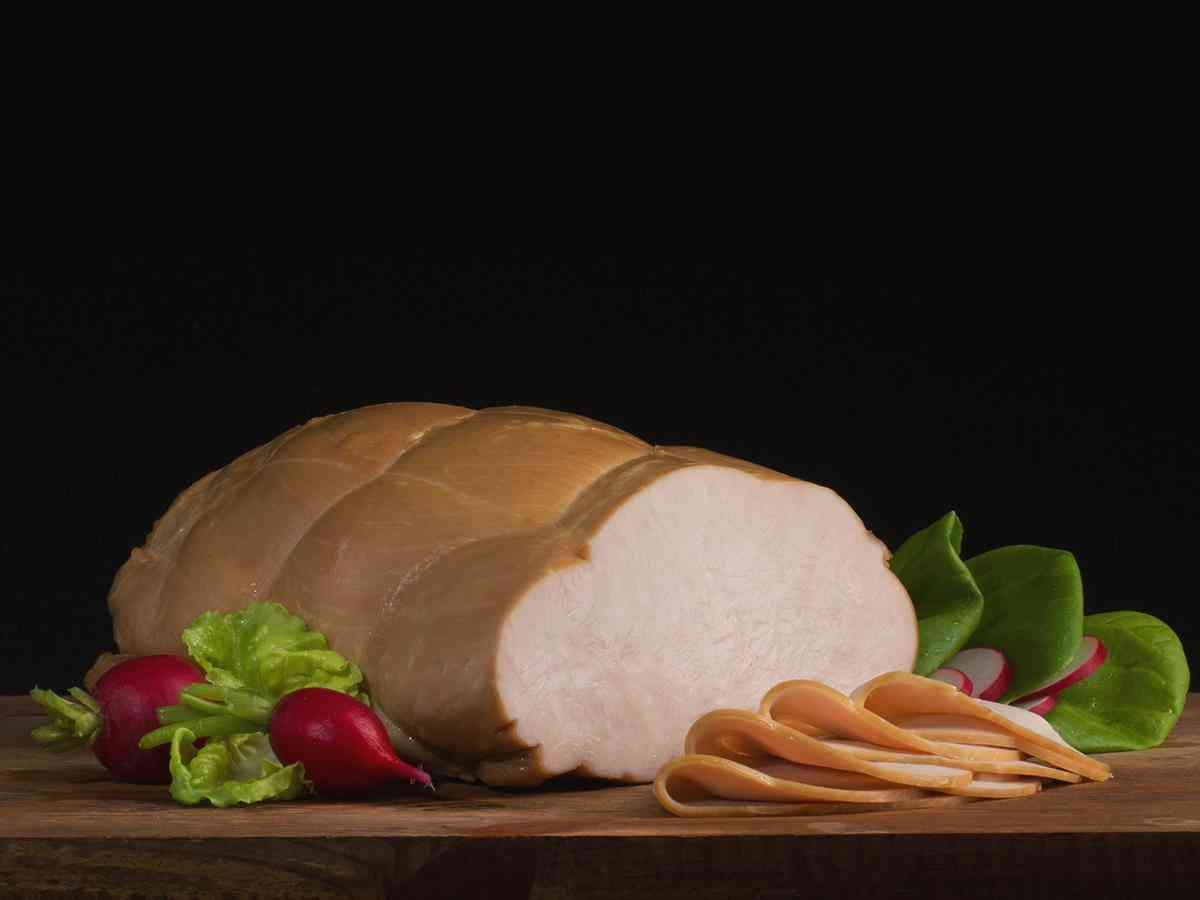 Simplicity All Natural Smoked Turkey Breast