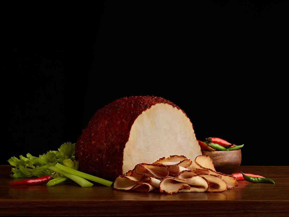 Blazing Buffalo Style Roasted Chicken Breast