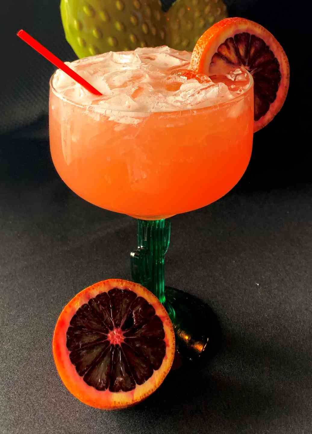Blood Orange Marg