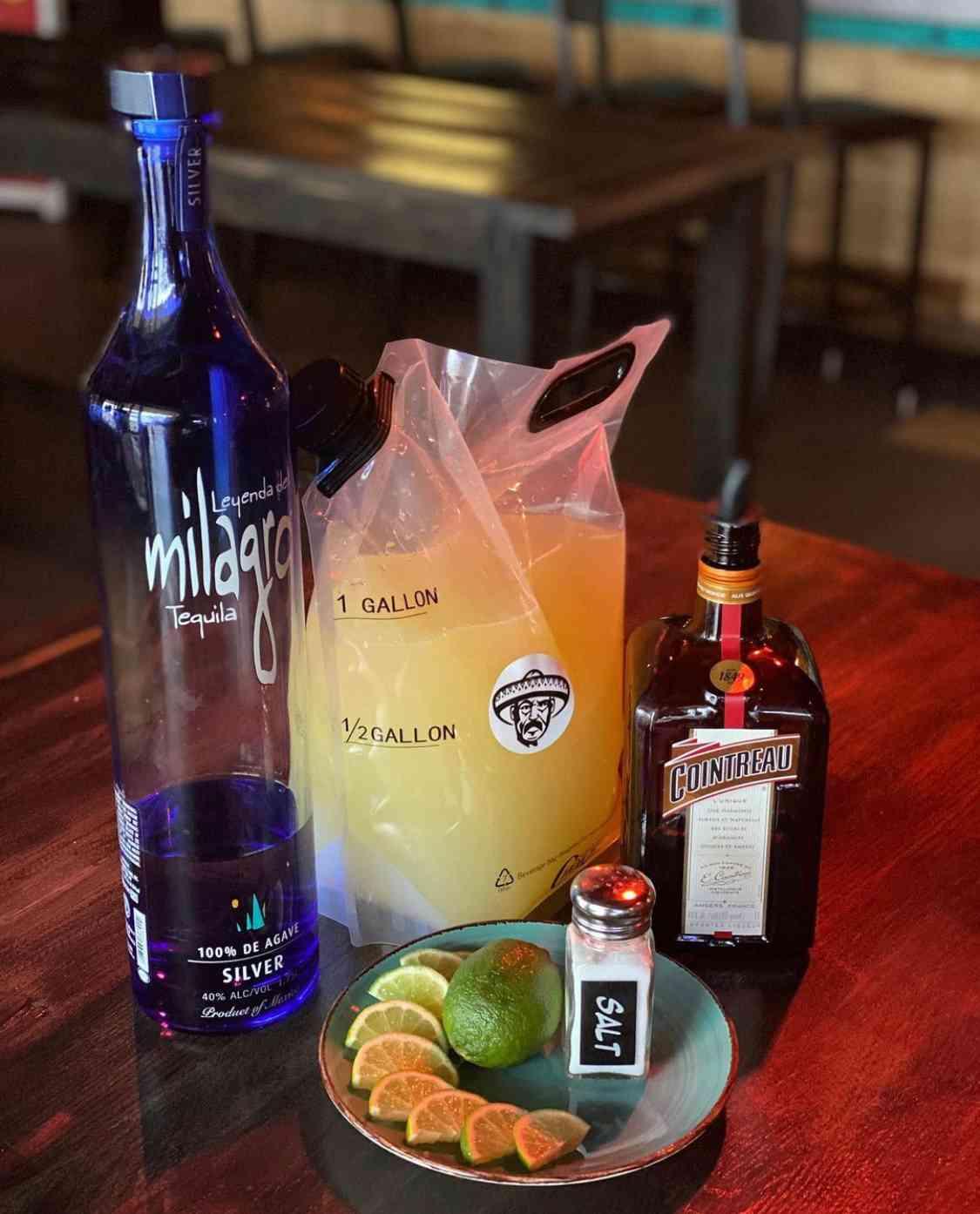 Gallon Bag of Margarita
