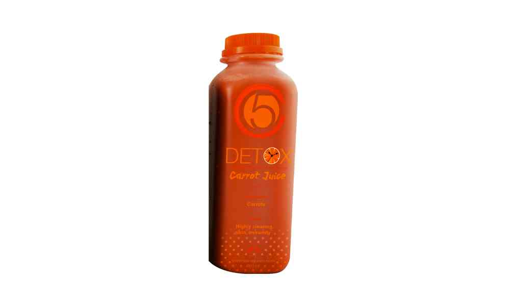 J/8: Carrot Juice