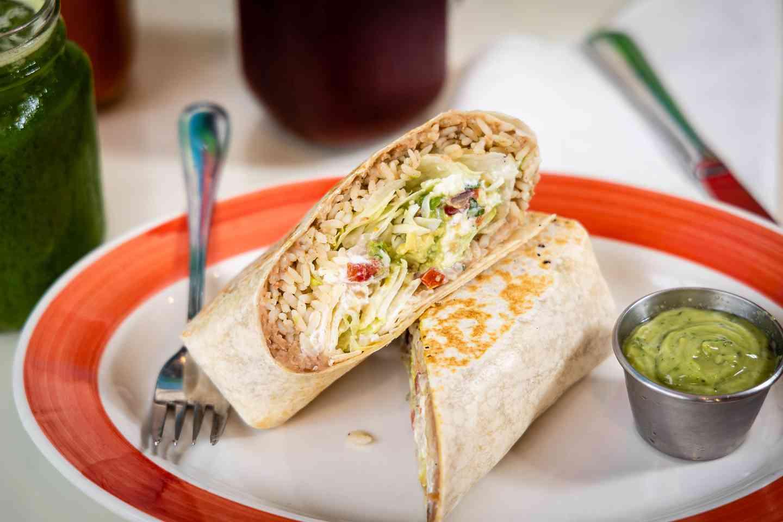Kairos Burrito