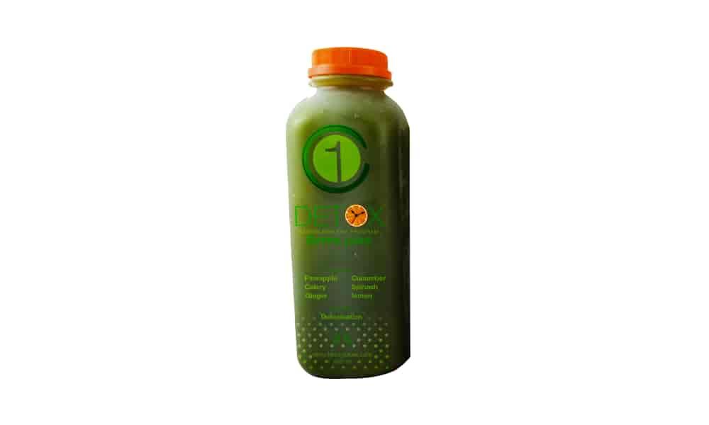 J/5: Detox Green