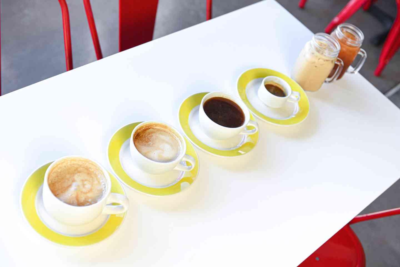 Reg. Coffee