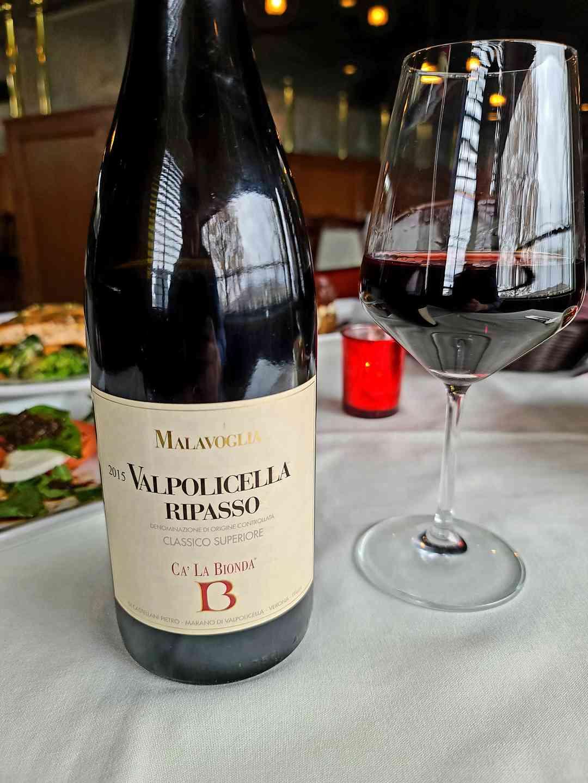 Ca La Bionda Valpolicella Ripasso, Italy