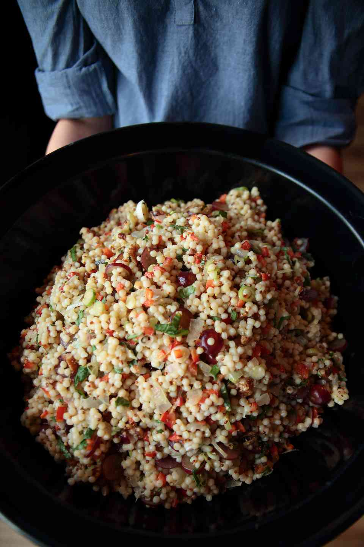 Arugula & Cous Cous Salad