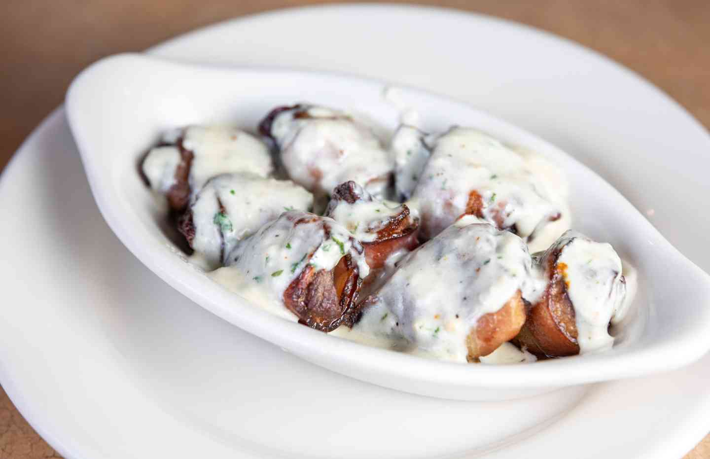 Gorgonzola Steak Bites
