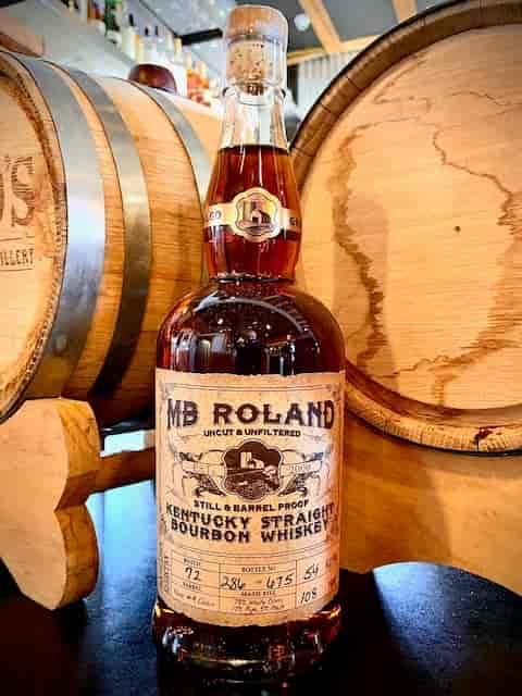 MB Rolland Straight Bourbon
