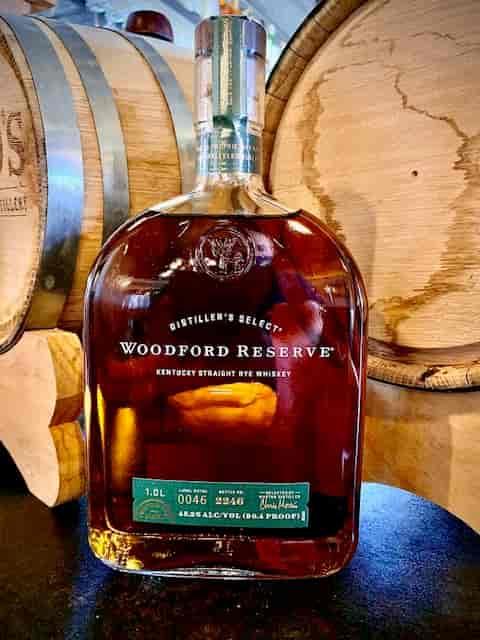 Woodford Reserve Straight Rye Whiskey